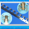 Kundenspezifisches Stahlelektrisches/SelbstMessingblech, das Teile Dongguan stempelt