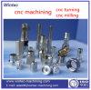 Cnc-zerteilt Prägeteil-Aluminium Metallherstellung