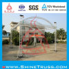 알루미늄 Truss, Arc Roof, LED Lighting Truss, Exhibition Truss, Portable Truss를 가진 Truss Project
