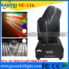 10W discoteca RGBW LED Moving Head Stage Beam Light