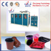 Automatische Plastiktellersegmente Thermoforming Maschine