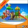 Inländisches Kindergarten-Spielplatz-Gerät scherzt im Freienspielplatz-Gerät
