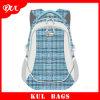 (KL1508)スコットランドは学生のための格子縞のランドセルのスタイルを作る