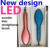 Nuovo pettine 2016 della spazzola del raddrizzatore dei capelli di meraviglia della visualizzazione di LED di arrivo