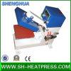 Pneumatische einzelne Station-Kennsatz-Wärmeübertragung-Maschine