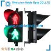 walkman Safety Pedestrian LED Traffic Light di 200mm IP65 Red Green
