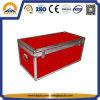 Caja de aluminio popular roja brillante del vuelo del transporte (HF-1208)