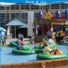 Barco de FRP para 1-2 miúdos para jogos do parque da água