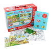 Custom Design por atacado Paper Jigsaw Puzzle com Cheaper Price