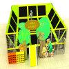 Glissière en plastique de cour de jeu d'intérieur en plastique de jouet