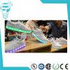 超明るさLEDの照明靴、LEDの着火の靴