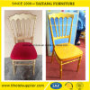 党ホテルの結婚式の宴会のレンタル金属のナポレオンの椅子