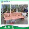 Back와 Cast Aluminum Legs (FY-060X)를 가진 목제 Plastic Composite Park Bench