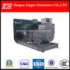 Silent Diesel Generación 200kw Shangchia motor de arranque eléctrico