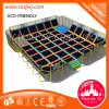 Baby poco costoso Trampoline Park per Sports con Soft Ball Pool