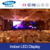 Hohes Resolution 64*32 LED Indoor Display für Adervertising