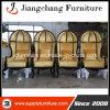 Hotel-Vorhalle-Goldgewebe-Überdachung-Stuhl