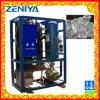 Охлаженная водой малая машина льда пробки емкости (8T/Day)
