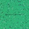 пол винила настила PVC 2.5mm зеленый зернистый Antislip для украшения плавательного бассеина