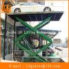 2 tonnellate 5m idraulici Scissor l'elevatore dell'automobile (SJG2-5)