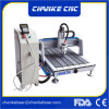 Alumnium Brass Metal Wood Mini Desktop CNC Router