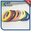 Sola cinta colorida echada a un lado del poliester del aislante adhesivo