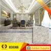 mattonelle di pietra naturali del pavimento della porcellana lustrate sembrare di marmo di 800X800mm (8D006B)