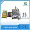 판매를 위한 액체 패킹 주머니 장비 포장기