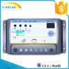電池の電圧6-36V S30Iの太陽系のための12V 24V 30Aの太陽料金そして排出のコントローラ