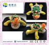 Brinquedo macio enchido luxuoso da tartaruga dos desenhos animados