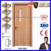 최고 가격 PVC 나무로 되는 표준 실내 룸 문
