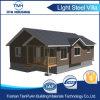3つの寝室デザインプレハブの軽い鋼鉄家キット