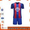 Kleding van Jersey van het Voetbal van Jersey van de Voetbal van de Sublimatie van de Polyester van 100% de Naar maat gemaakte