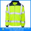 Куртка высокой видимости поставщиков курток безопасности отражательная идущая