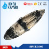 Kayak en plastique de pêche maritime pour le divertissement