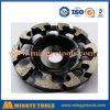 Абразивный диск алмазных резцов формы t для полируя камней и мрамора
