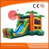 Gorila inflable de la selva con la diapositiva de la casa de la despedida combinada (T3-215)
