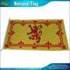 Флаг льва Шотландии необузданный, флаг Шотландии (J-NF05F09040)