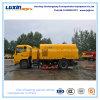 Camion rapide efficace élevé, constructeur de camion de vide de balayeuse en Chine