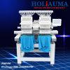 熱い販売DIY機械2ヘッドコンピュータの幸せな刺繍機械中国の工場直売