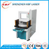 Double-Station High-Precision Trademark Printing Code de lot de code 3W / 5W UV Laser Marking Machine
