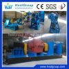 中国は機械またはゴム製タイヤの粉砕機機械をリサイクルするゴム製タイヤを使用した