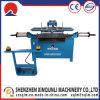 Machine semi-automatique de revêtement de coussin de tissu de qualité
