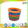 Bracelet/bracelet faits sur commande de silicones pour Lol