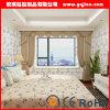Papel de parede natural Handmade Wallcoverings de seda luxuoso para a decoração do agregado familiar