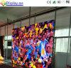 Étalage de panneau d'intérieur polychrome du vidéo DEL de la Belgique P4 pour la location