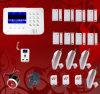 Кнопочная панель GSM & индикация LCD система безопасности зоны радиотелеграфа 99 свободно с Auto-Dialer (TY1109-G12H)