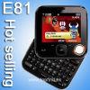 회전하는 이동 전화 E81/Slide 이동 전화 E81