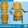 Molti tipi accoppiamento di nylon del Camlock dei pp