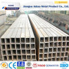 pipe carrée de l'acier inoxydable 430 201 304 316